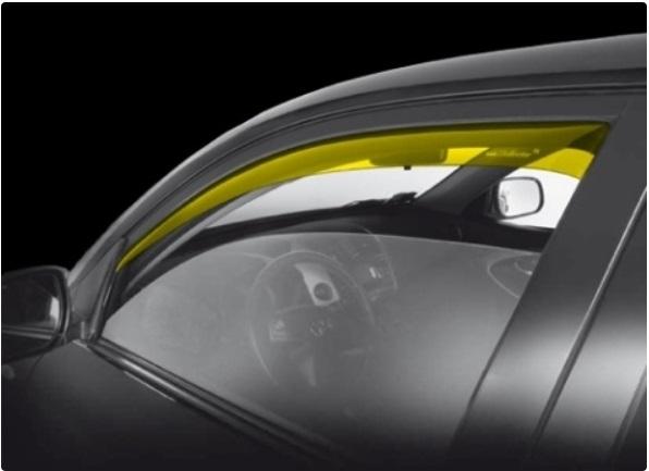 Deflettori anteriori Audi Q3 5 porte 2011 ->