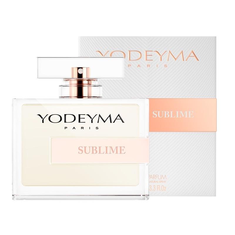 Yodeyma SUBLIME Eau de Parfum 100ml (Idole) Profumo Donna