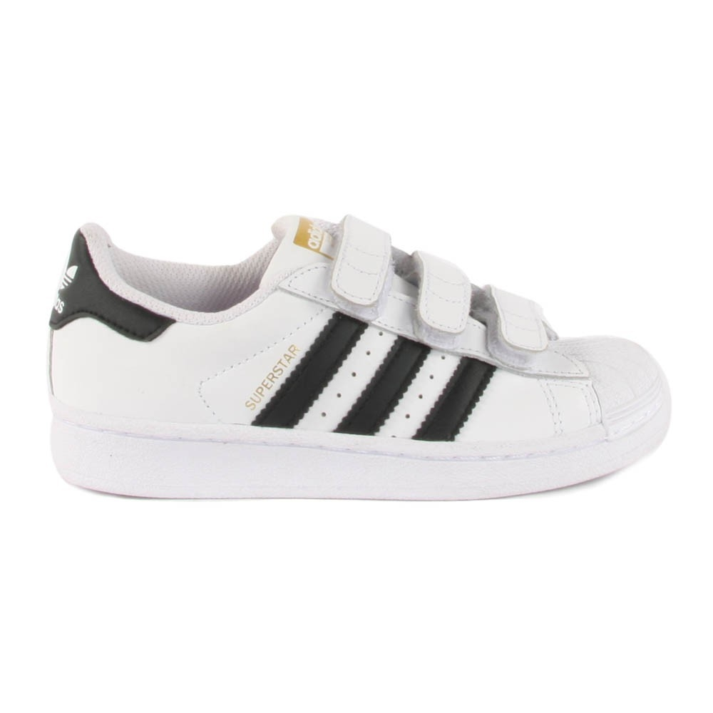 SNEAKERS ADIDAS SUPERSTAR FOUNDATION CF C FTWWHT/CBLACK/FTWWHT B26070