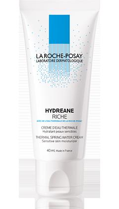 Hydreane Riche: Trattamento viso pelle secca- La Roche Posay