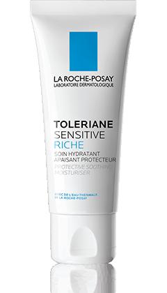 La Roche-Posay Toleriane Sensitive Riche - Crema viso pelle sensibile