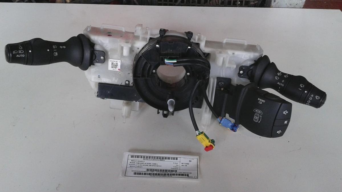 Devioguidasgancio usato originale Renault Megane 3à serie dal 2008> 1.5 DCI