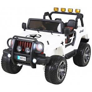 Ciervo Jeep radiocomandata 4x4 12 V