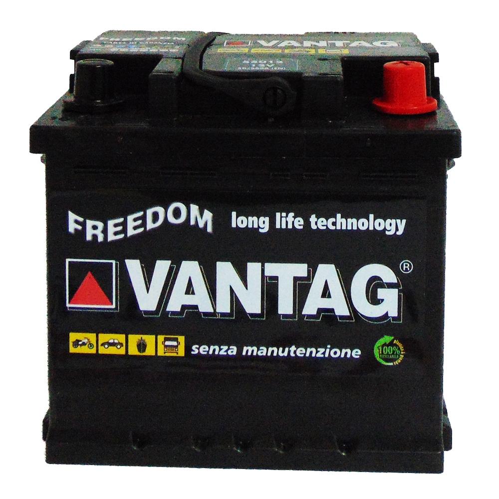 BATTERIA VANTAG 50 Ah Dx - 55012