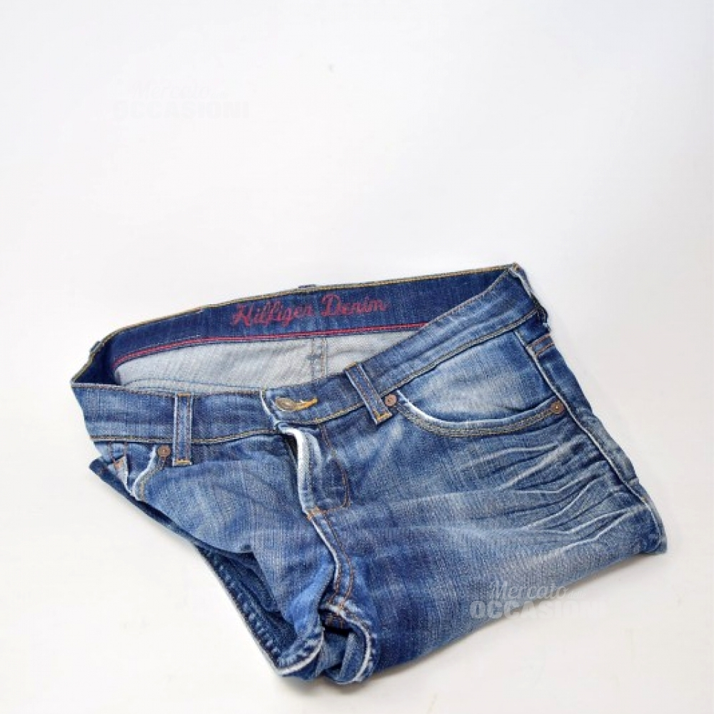 Jeans Uomo Tommy Hif Tg. 30