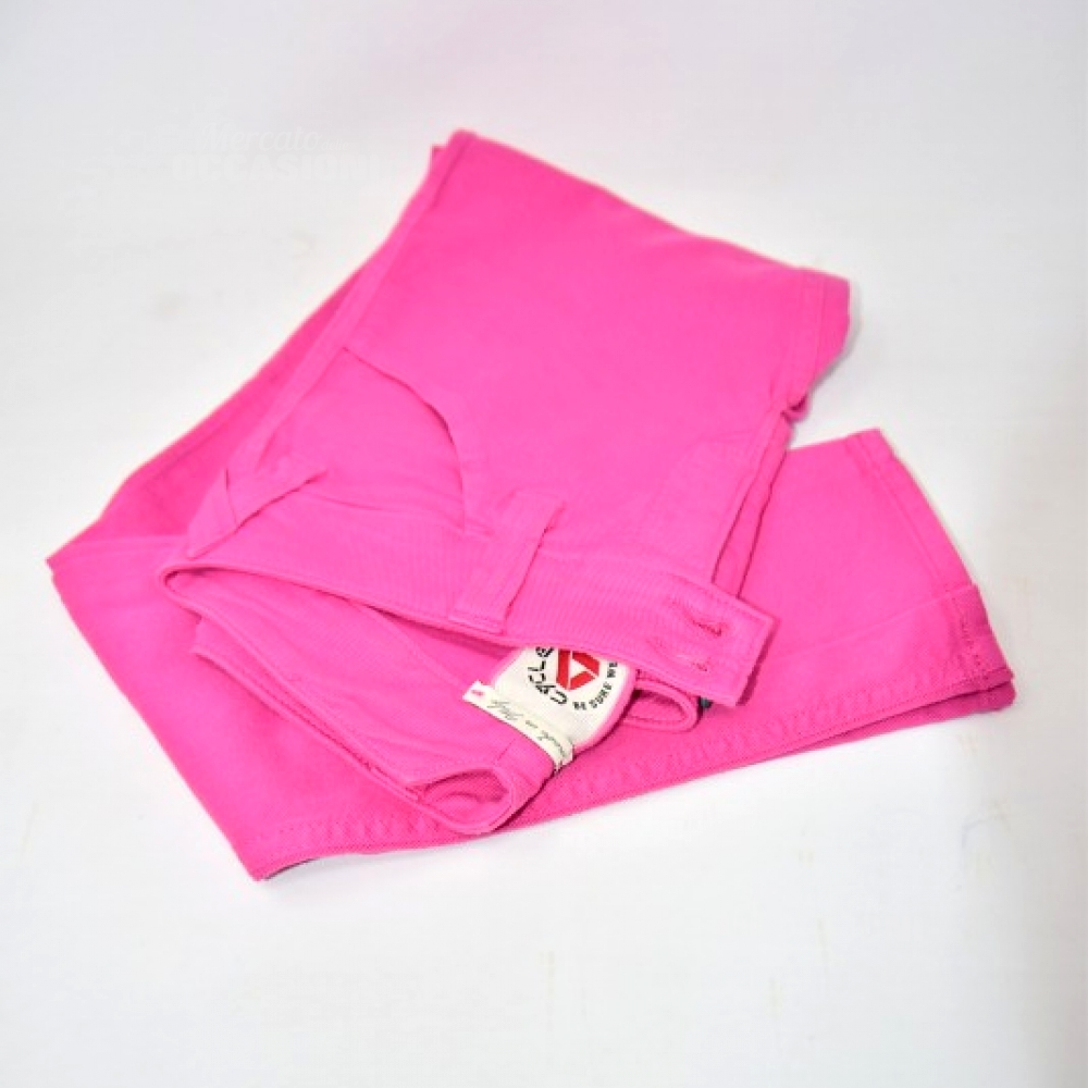 Jeans Donna Cycle Tg25 Rosa