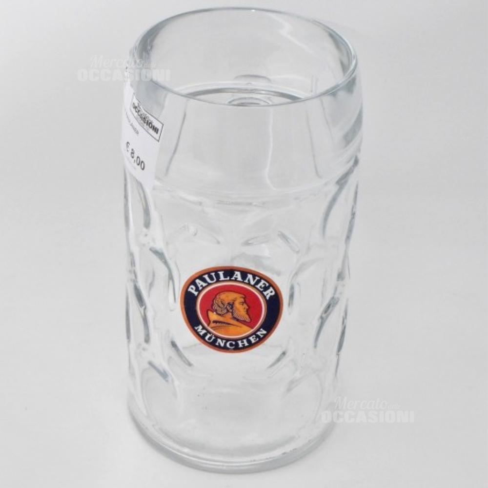 Boccale Birra 1 Lt Paulaner