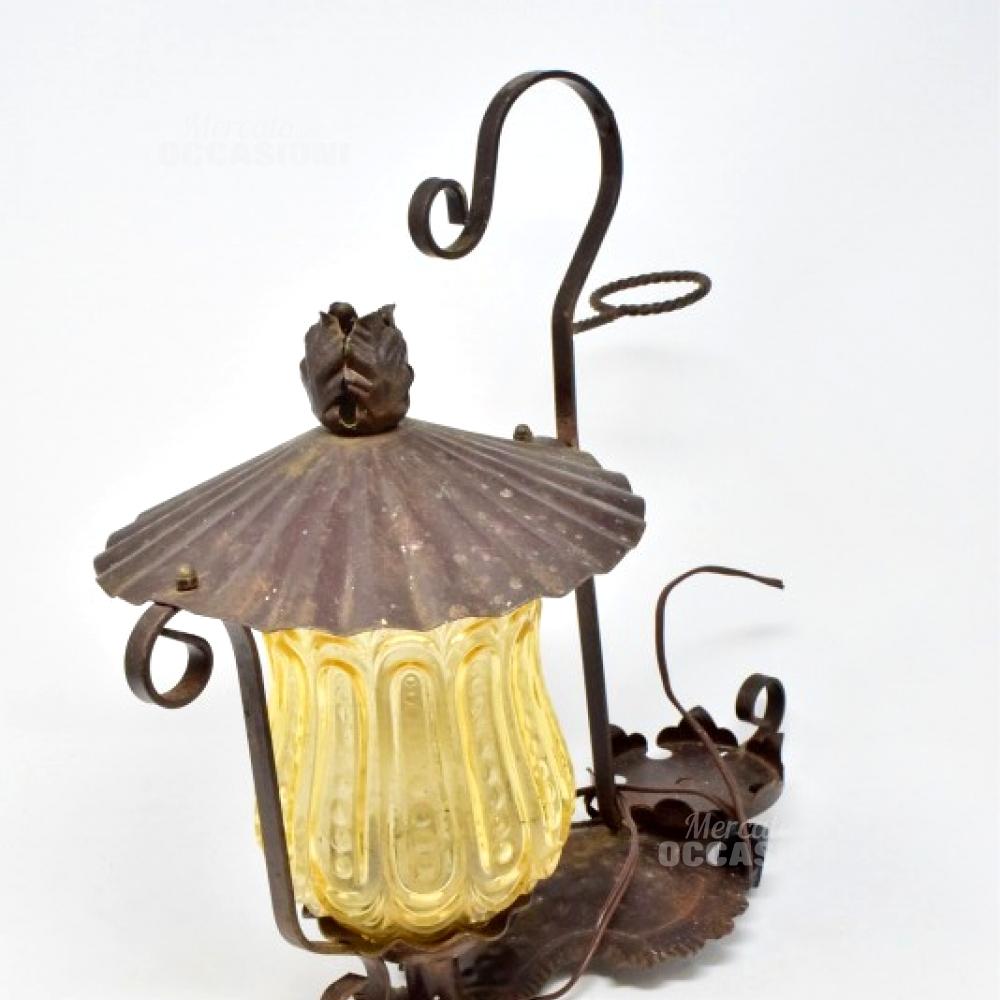 Lanterna Rame Vintage