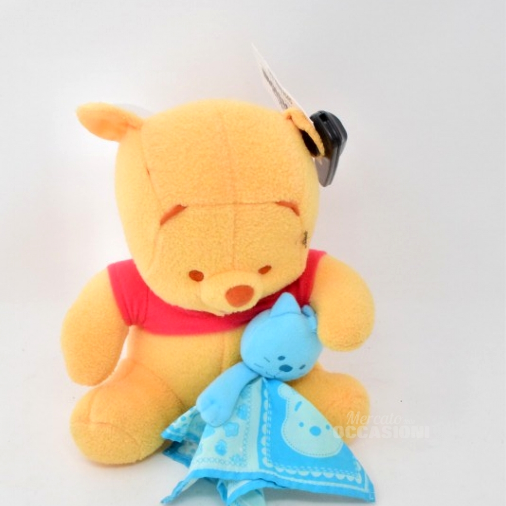 Peluche Fisher Winnie The Pooh Parlante