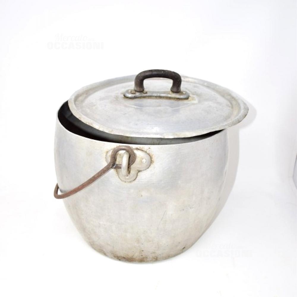 Pentola Alluminio Vintage 28cm