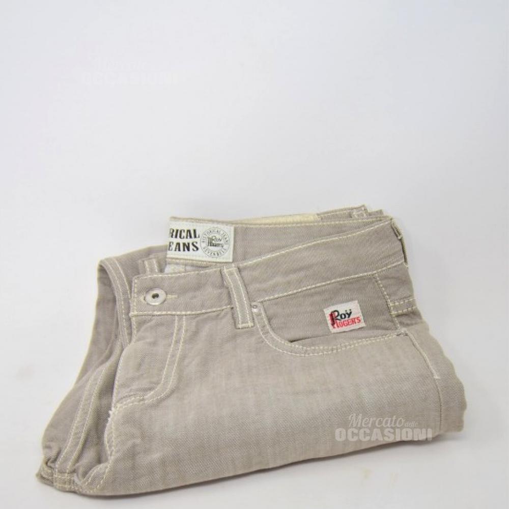 Pantalone Donna Grigio Roy  Roger Tg. 40-42