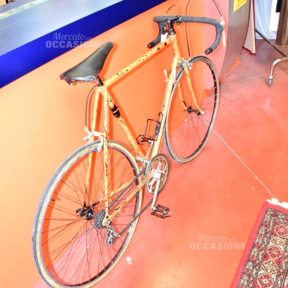 Bici Da Corsa Arancione