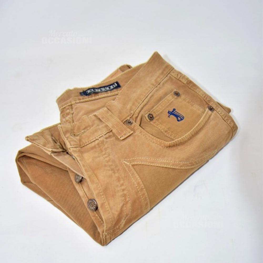 Pantaloni Uomo Jeckerson Tg 31 Beige