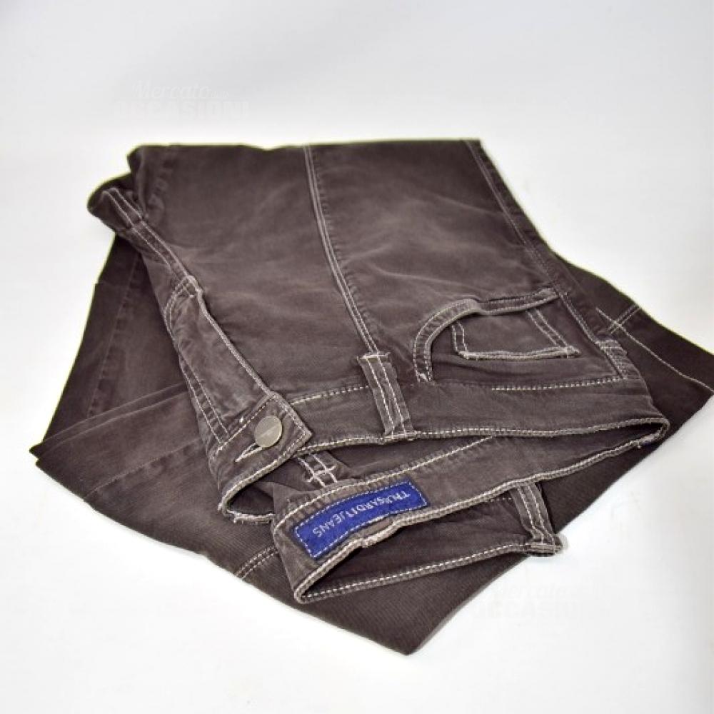 Pantaloni Uomo Trussardi Tg31 Marroni