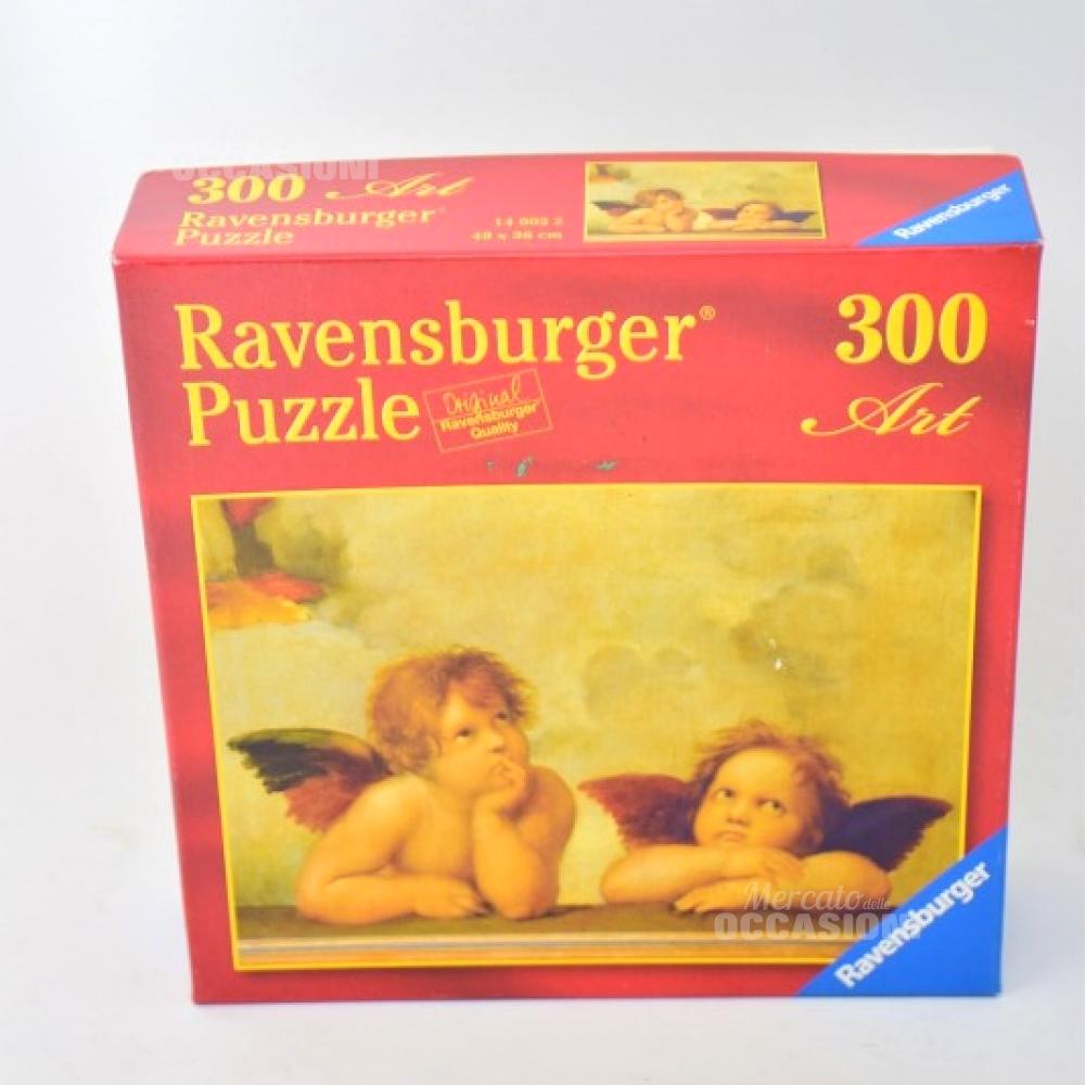 Puzzle Ravensburger Art 300pz Nuovo