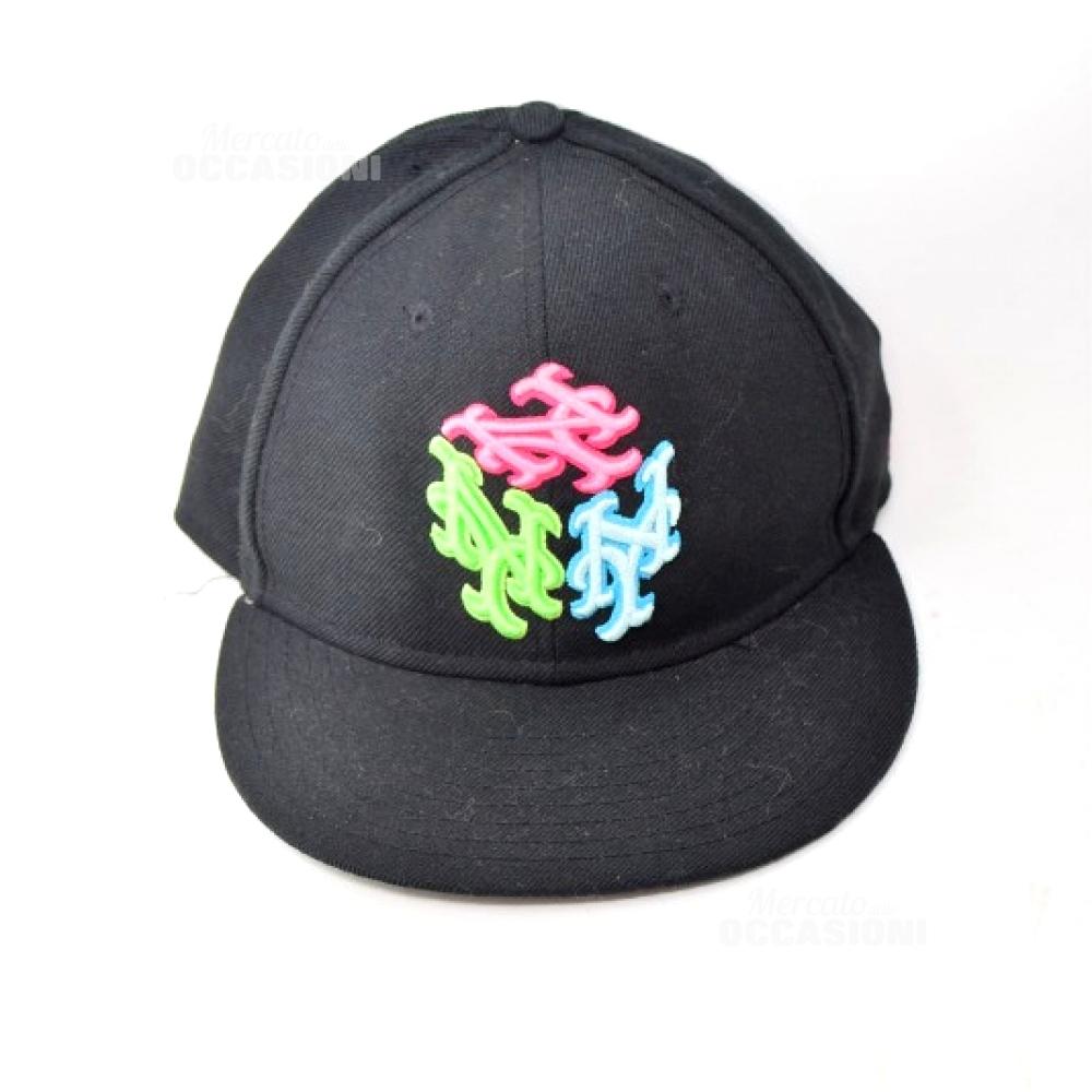 Cappello 59fifty Nero Colorato
