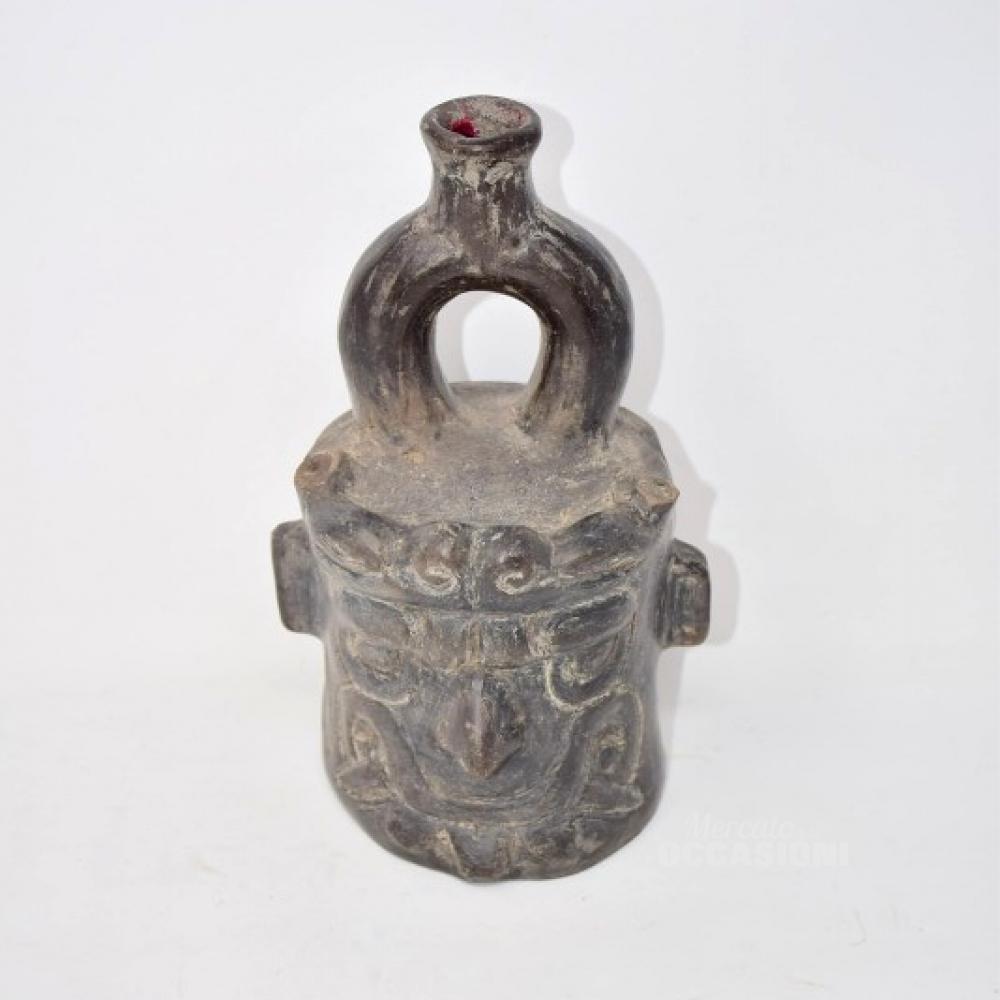 Porta Candele / Bottiglia  Antica