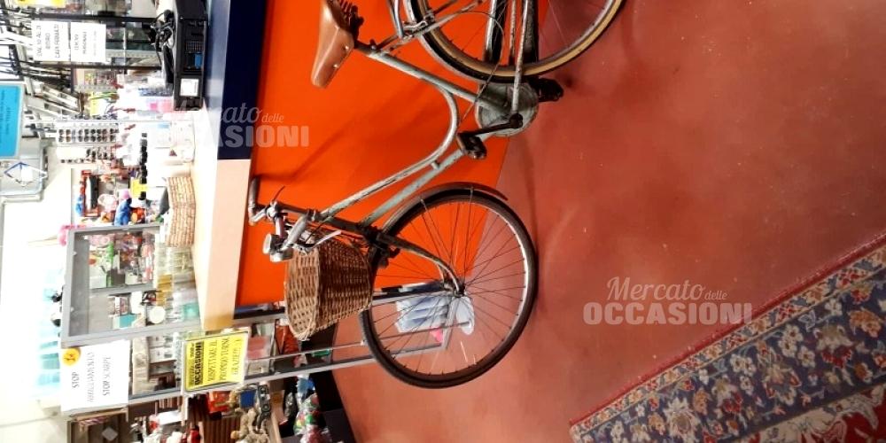 Bicicletta Piave Vintage Verde Acqua