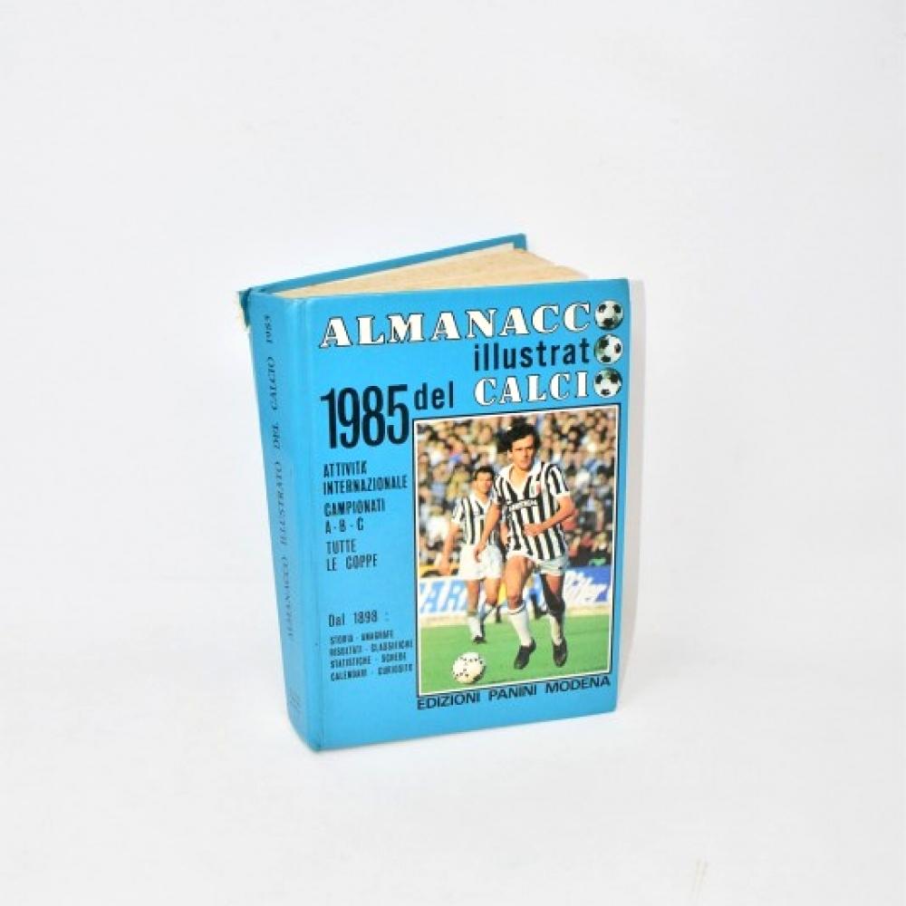 Almanacco Illustato Calcio1985