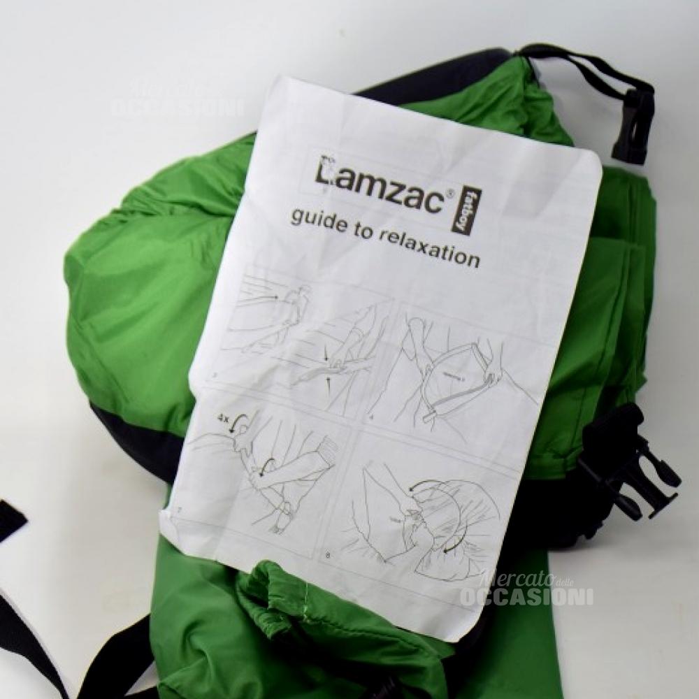 Sacco Gonfiabile Lamzac  Verde Nuovo