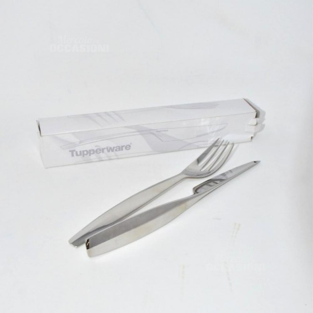 Coltello+Forchetta Tupperware