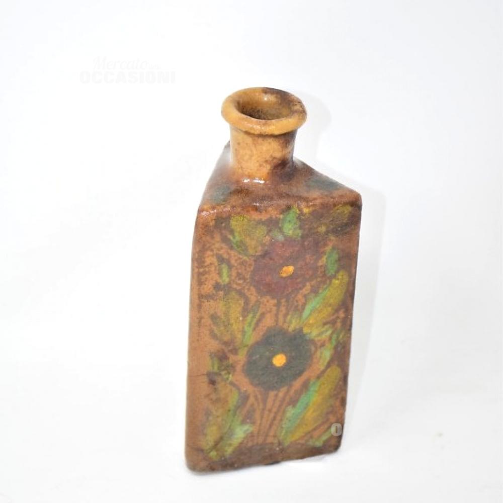 Vaso Ceramica Antico Triangolo