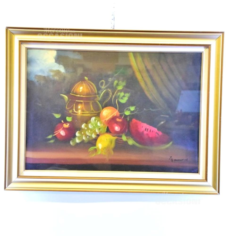 Dipinto Frutta Iannone 80*60cm