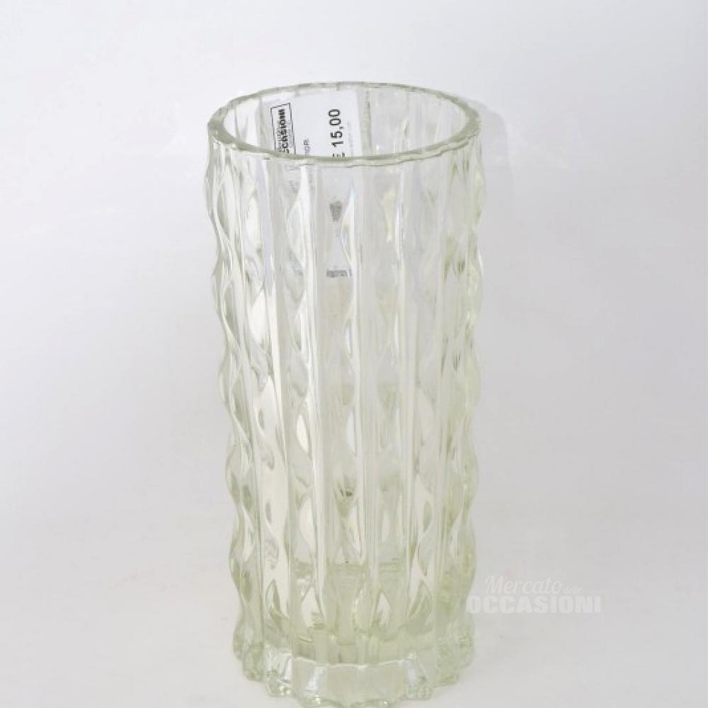 Vaso Cristallo Porta Fiori