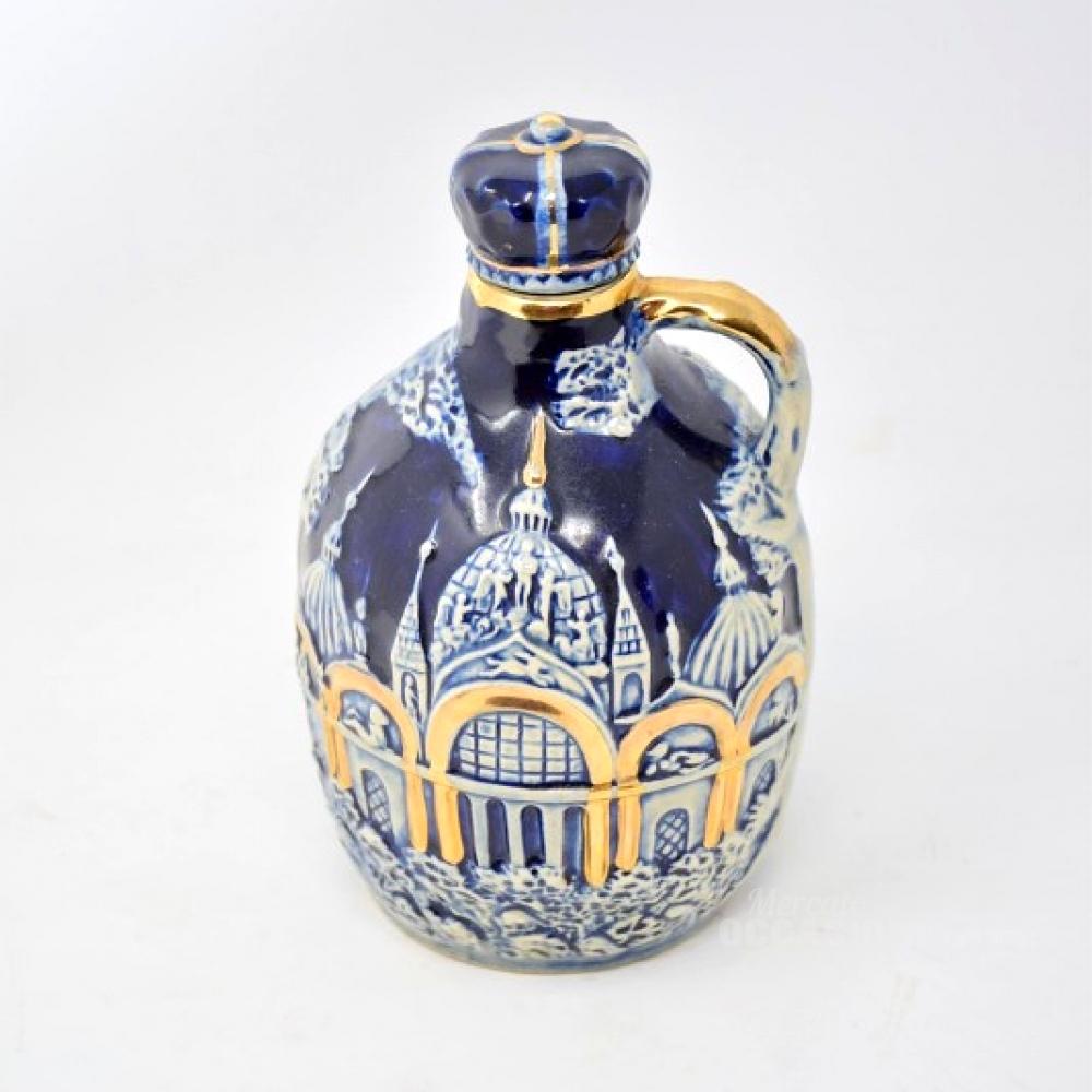 Bottiglia Con Carillon Antica