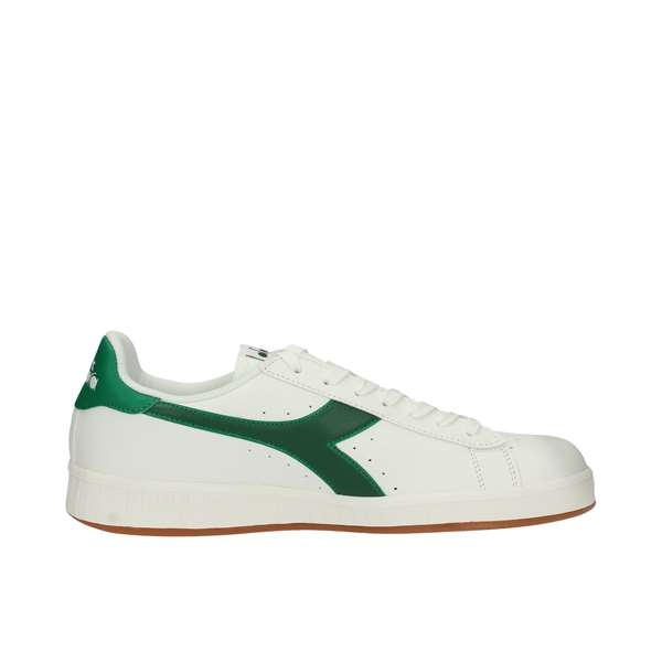 SNEAKERS DIADORA GAME P WHITE/VERDANT GREEN C6834