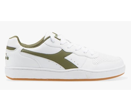 SNEAKERS DIADORA PLAYGROUND BURNT OLIVE GREEN 70431