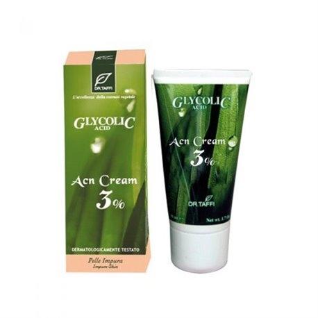 Crema 3% Acido Glicolico