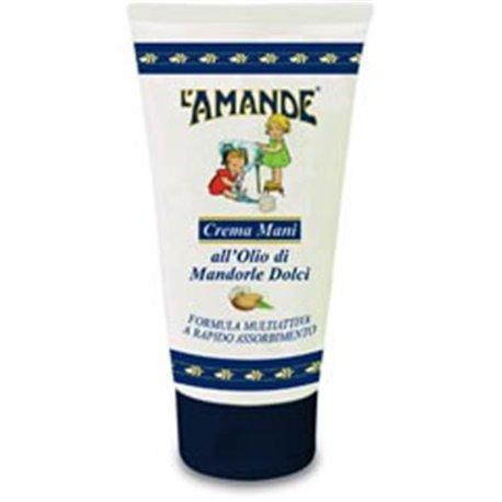 L'Amande Marseille Crema Mani Olio di Mandorle Dolci