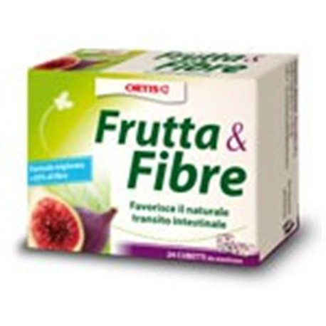 Frutta e Fibre 12 Cubetti