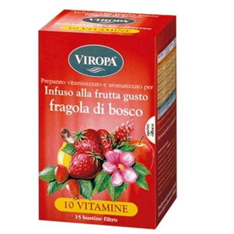 Fragola di bosco alle Vitamine