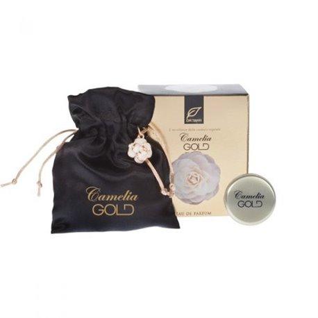 Dr Taffi Camelia Gold Profumo Solido
