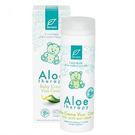 Crema Viso e Corpo Aloe Therapy Baby