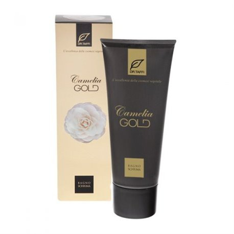 Dr Taffi Camelia Gold Bagnoschiuma