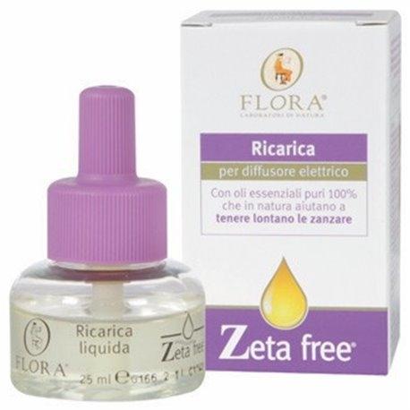 Zeta Free Ricarica