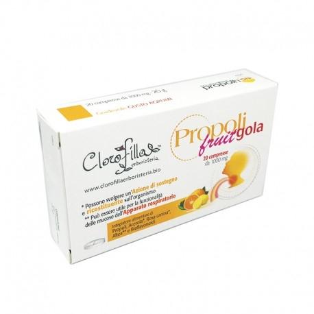 Propoli Fruit Gola Compresse Masticabili