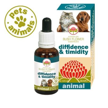 Diffidence & Timidity Pets Fiori Australiani