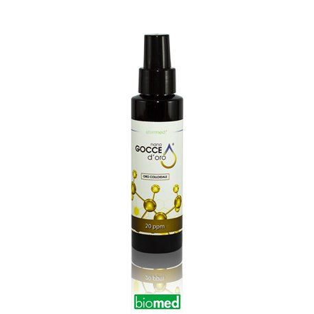 Biomed Oro colloidale 100 ml