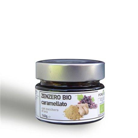 Forlive Zenzero Caramellato Bio
