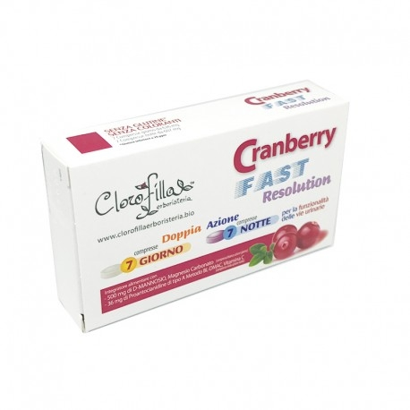 Cranberry Fast Resolution