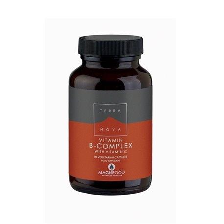 Complesso di Vitamine B con Vitamina C