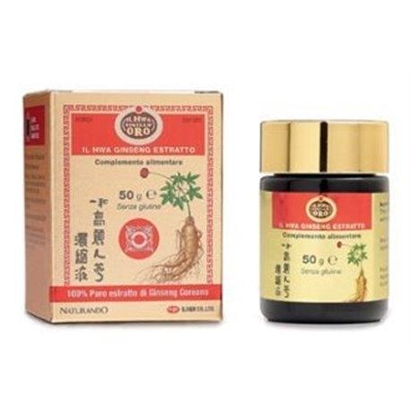 Ginseng HWA Sigillo Oro Estratto Molle