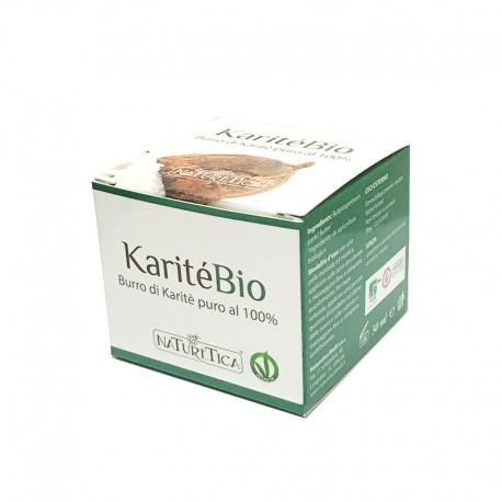 Burro di Karitè 100% Puro e Biologico