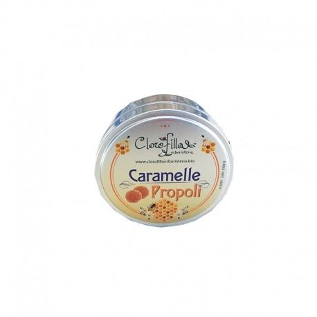 Caramelle alla Propoli