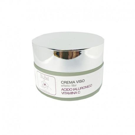Crema Effetto Filler all'Acido Ialuronico e Vitamina C Antietà