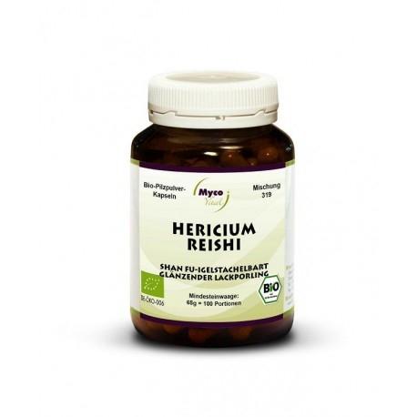 Mix 319 Hericium Reishi